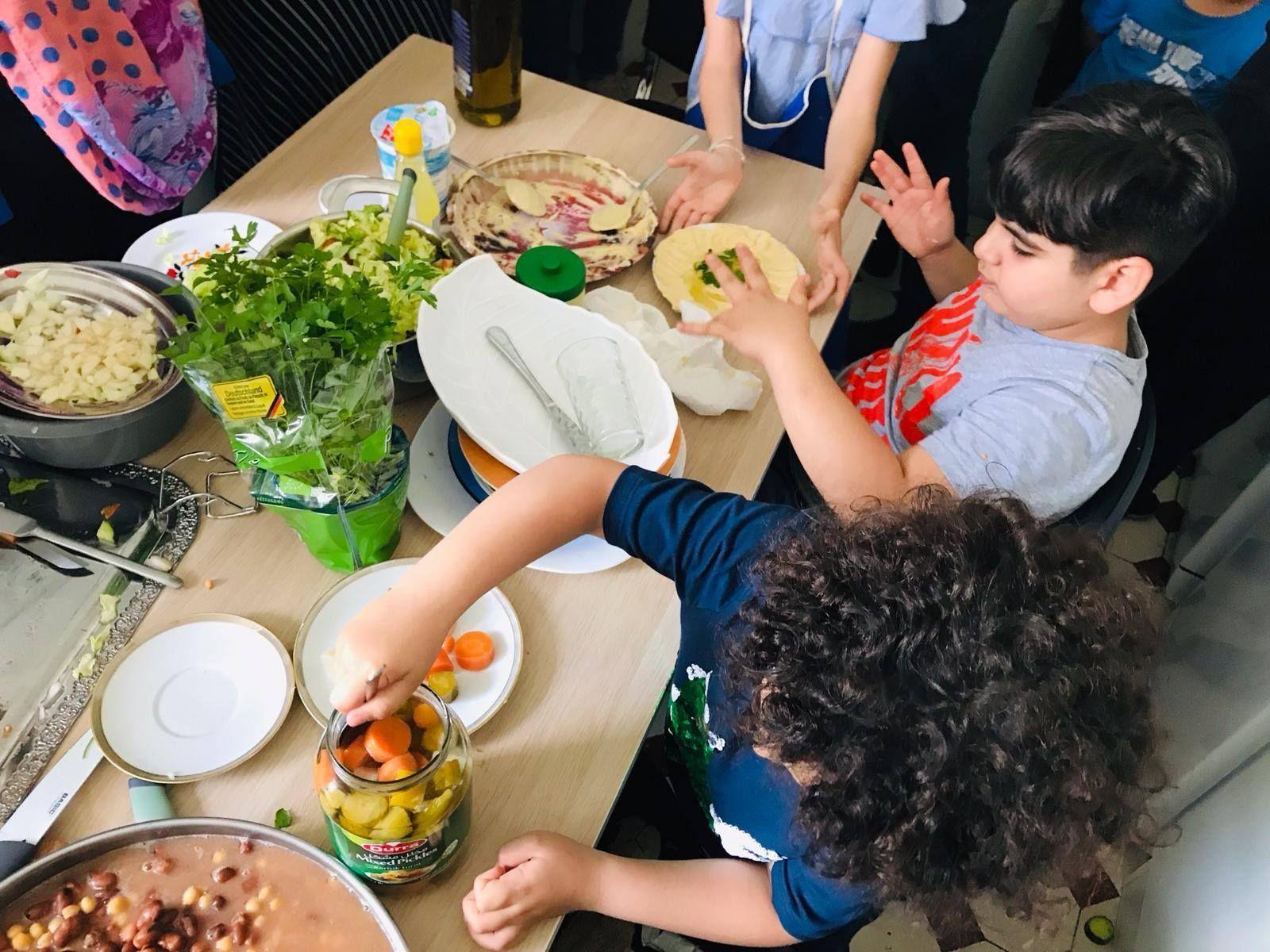 Neue Förderung: Heimatküche mit Sombrero