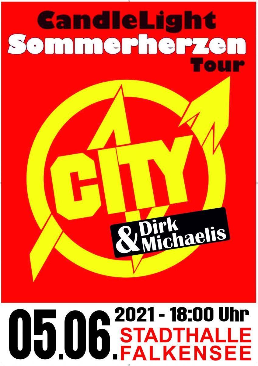 CITY & Dirk Michaelis Candellight Sommerherzen-Tour