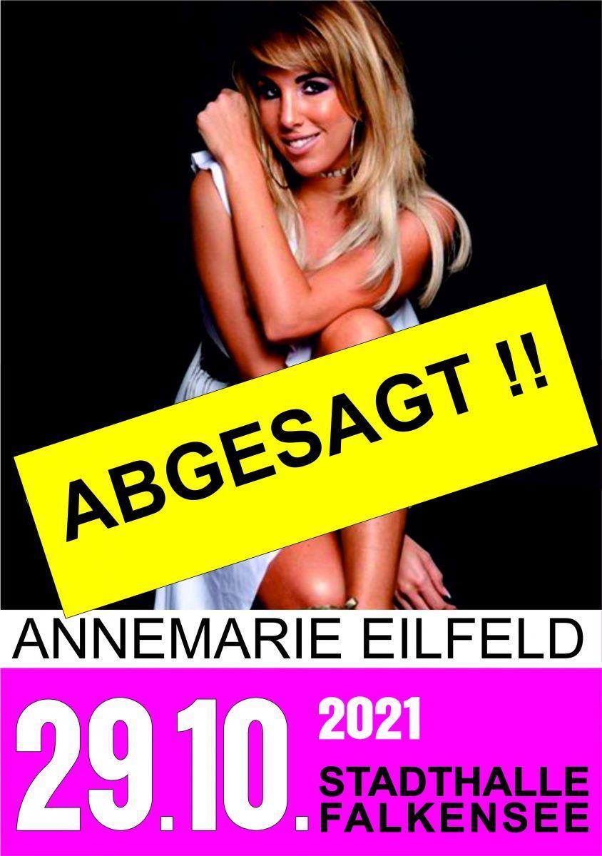 ABGESAGT Annemarie Eilfeld
