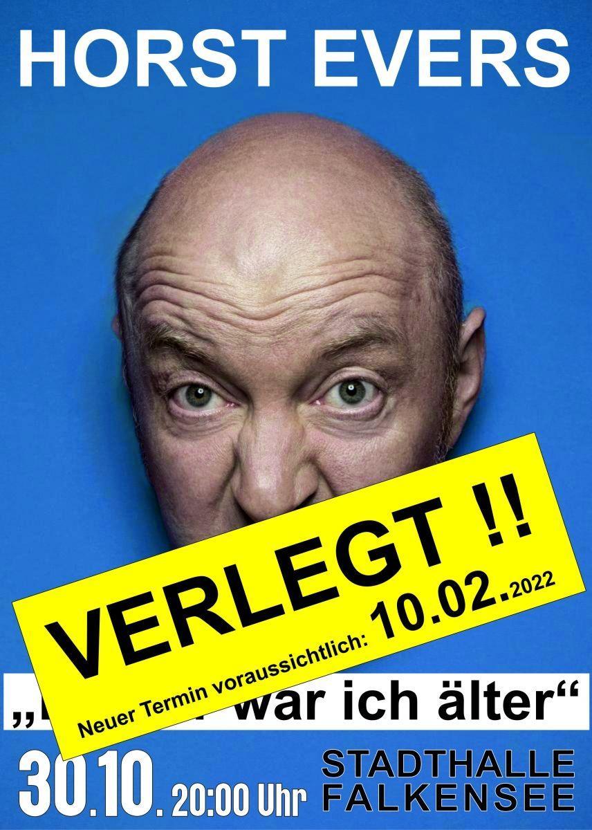 VERLEGT - Horst Evers -