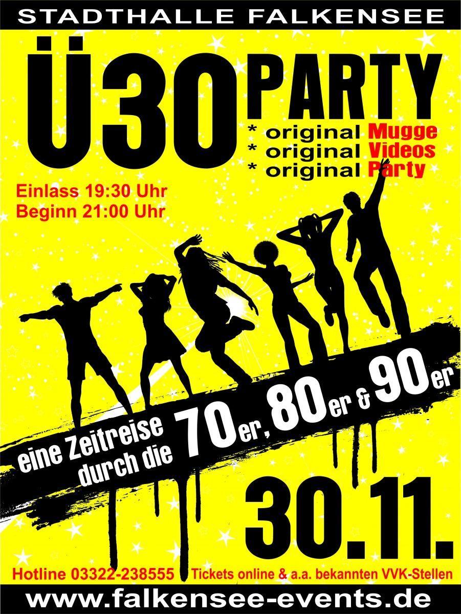 Ü 30-Party